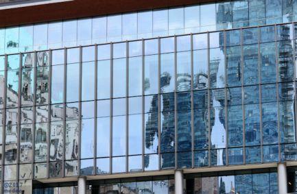 Microsoft facade