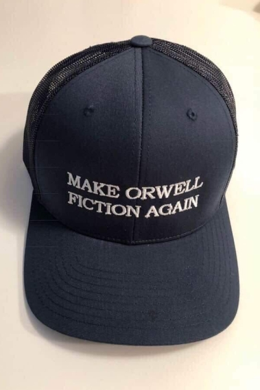 Make Orwell Fiction Again